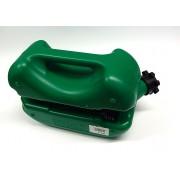 Benzindunk grøn 4 liter