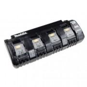 Ladestation til 4 batterier 14,4 - 18V - Makita DC18SF